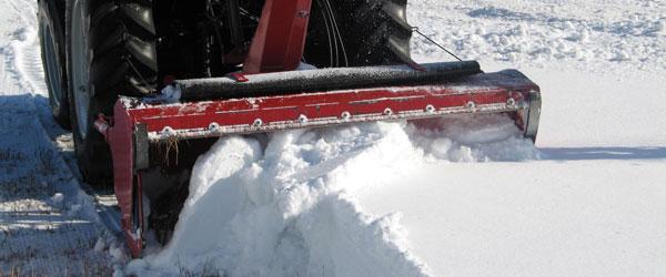 Démarreur pour souffleuse à neige